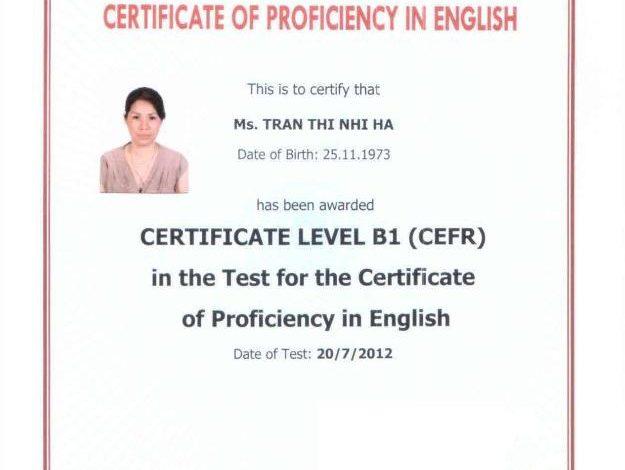 Photo of Bằng tiếng Anh B1 nên học, ôn thi ở đâu và có khó không?