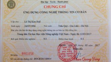 Photo of Thi chứng chỉ tin học ở đâu nhanh gọn, dễ nhất tại Hà Nội ?
